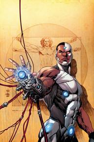 cyborg issue 1