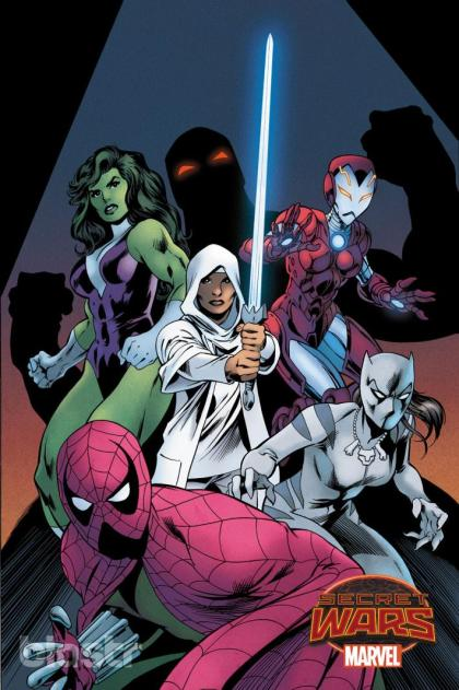 captain britain and the mighty defenders 1