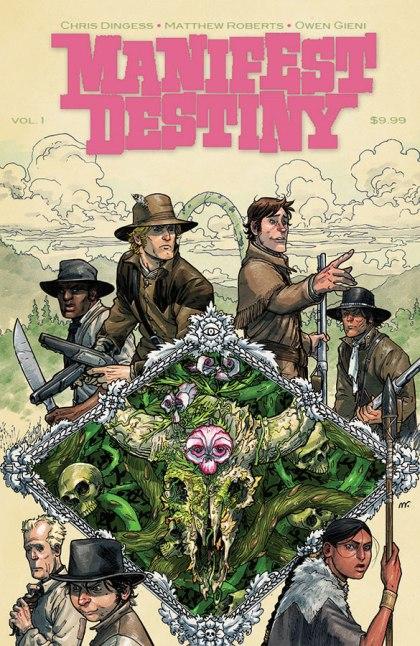 manifest destiny volume 1
