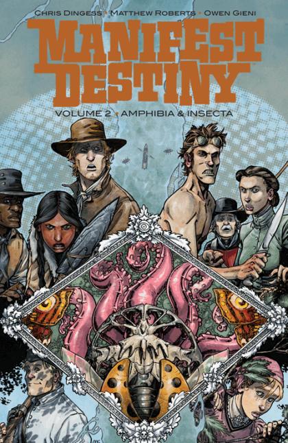 manifest destiny volume 2