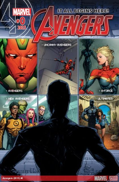 Avengers Issue 0