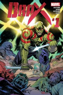 drax issue 1