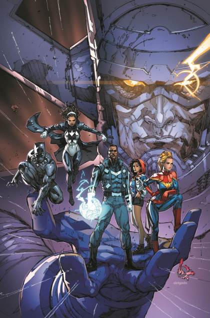 ultimates issue 1